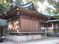 王子稲荷神社神楽殿