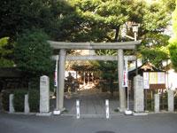 七社神社鳥居