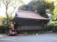 七社神社神楽殿