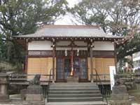 上田端八幡神社