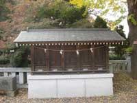 浮間氷川神社末社