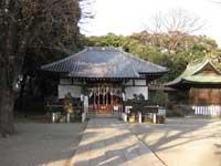 平塚神社拝殿