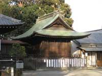 平塚神社神楽殿