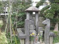 大久寺宝篋印塔