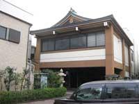 萬栄寺本堂