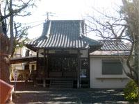 寿徳寺護摩堂
