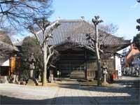 城官寺本堂