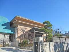 増林寺山門