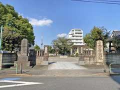 浄心寺山門
