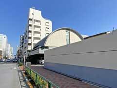 臨川寺外観と本堂