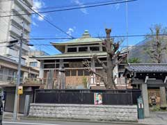 長慶寺山門