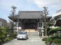 妙久寺本堂