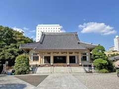霊巌寺本堂