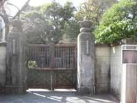 霊巌寺松平家墓所