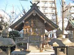 境内社福神社