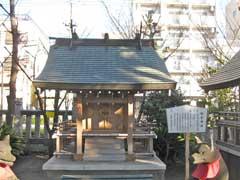 境内社稲足神社