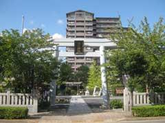 亀戸浅間神社鳥居