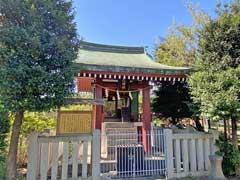 亀戸天神社花園社