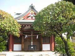 亀戸天神社御嶽神社