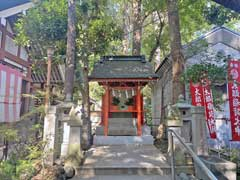 太郎稲荷神社鳥居