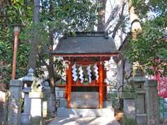 太郎稲荷神社拝殿