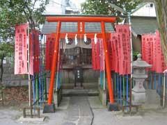 境内社豊川稲荷神社