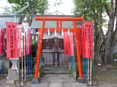 境内社於六稲荷神社