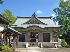 大島愛宕神社