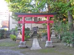 境内社浅間神社