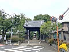 円融寺山門