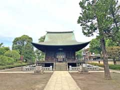 円融寺釈迦堂
