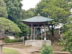 円融寺鐘楼