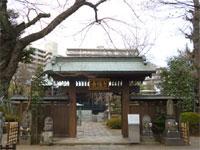 寿福寺山門