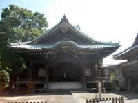 正覚寺鬼子母神堂
