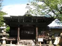 祐天寺地蔵堂