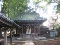 上目黒天祖神社