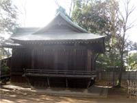 八雲氷川神社神楽殿