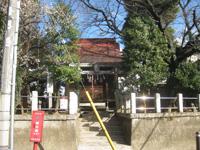 東根北野神社鳥居