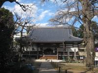 常円寺本堂