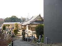専福寺参道