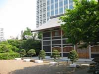 青松寺座禅堂