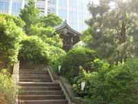 青松寺鐘楼堂
