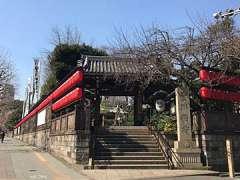 豊川稲荷東京別院山門