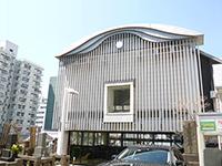 長運寺本堂