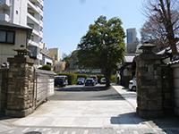 大松寺山門