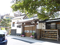 大松寺本堂