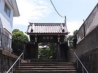 常林寺山門