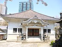 龍原寺本堂