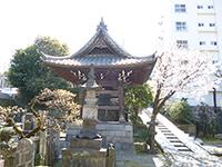 龍原寺鐘楼