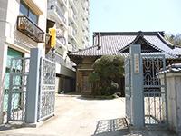 西蔵院山門